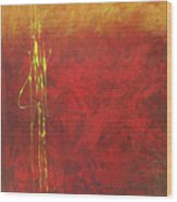 Miner's Gold Wood Print