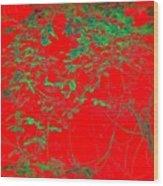 Ming Vinesty Wood Print