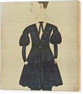 Miniature Portrait Of Charles Wood Print