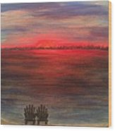 Minnesota Wood Print