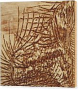 Mirabel - Tile Wood Print