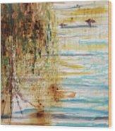 Mirage Wood Print