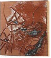 Mire - Tile Wood Print