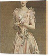 Miss Grace Woodhouse Wood Print