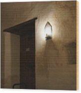 Mission San Jose Y San Miguel De Aguayo. Dwelling. Wood Print