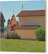Mission San Antonio De Padua, Jolon, California Wood Print