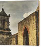 Mission San Jose I Wood Print