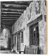 Mission San Juan Capistrano 1 Wood Print