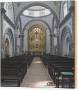 Mission San Juan Capistrano 2 Wood Print