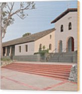 Mission San Luis Obispo Wood Print