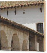 Mission San Luis Rey Wood Print