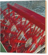 Mississippi River Sternwheeler - New Orleans Wood Print