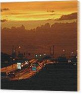 Missouri 291 Wood Print