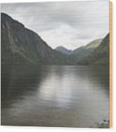 Misty Fjord 3 Wood Print
