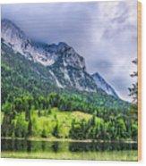 Mittenwald  Wood Print