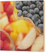 Mixed Fruit 6904 Wood Print