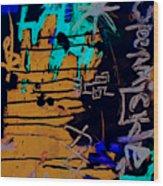 Moca 2 Wood Print