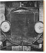 Model T 1924 Wood Print