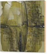 Modern Art 3 Wood Print