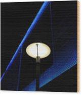 Modern Light Wood Print