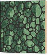 Modern Stone Wood Print