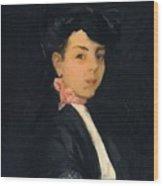 Modestilla De Madrid 1906 Wood Print