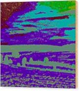 Modified Landscape D4 Wood Print