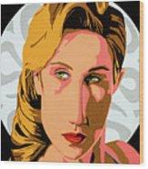 Modigliani Modern 2 Wood Print