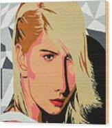 Modigliani Modern Wood Print