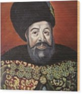 Moldavian Prince Vasile Lupu Wood Print