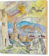 Molina De Aragon Spain 03 Wood Print