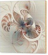 Mollusca Wood Print