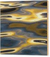 Upon Reflection  Wood Print
