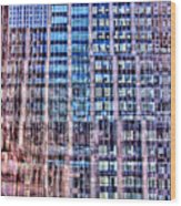Moma Abstract Wood Print