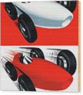 Monaco 1959 Wood Print