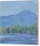 Monadnock Serenity Wood Print