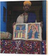 Monastery Of Abba Pantaleon  Wood Print