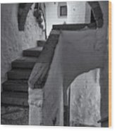Monastery Of Saint John The Theologian Wood Print