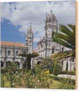 Monastery Of The Hieronymites Lisbon 6 Wood Print