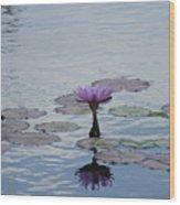 Monet Memory Wood Print