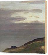 Monhegan Island Maine 1911 Wood Print