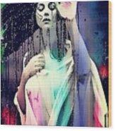 Monica Wood Print