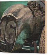 Monoskate George Reed Special Wood Print