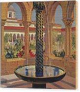Monreale Palermo 1925 Travel Wood Print