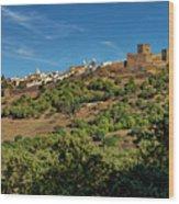 Monsaraz Medieval Town, Portugal Wood Print