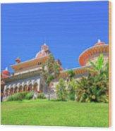 Monserrate Palace Sintra Wood Print