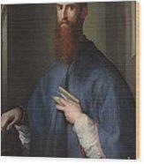 Monsignor Della Casa Wood Print