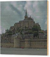 Mont Saint Michel 1 Wood Print