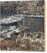 Monte Carlo 10 Wood Print