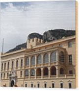 Monte Carlo 8 Wood Print